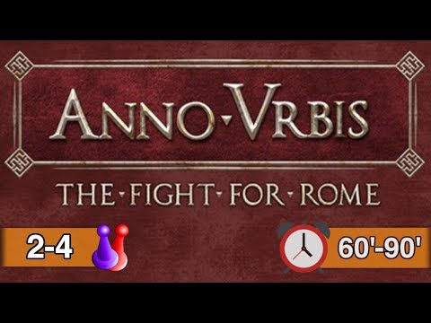 Anno Urbis - Guerra per la Conquista di Roma!
