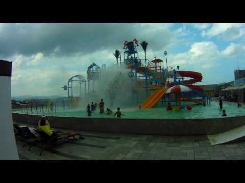 WILD POOL PARTY AND WATER PARK, J CENTRE MALL, Mandaue City, Philippines
