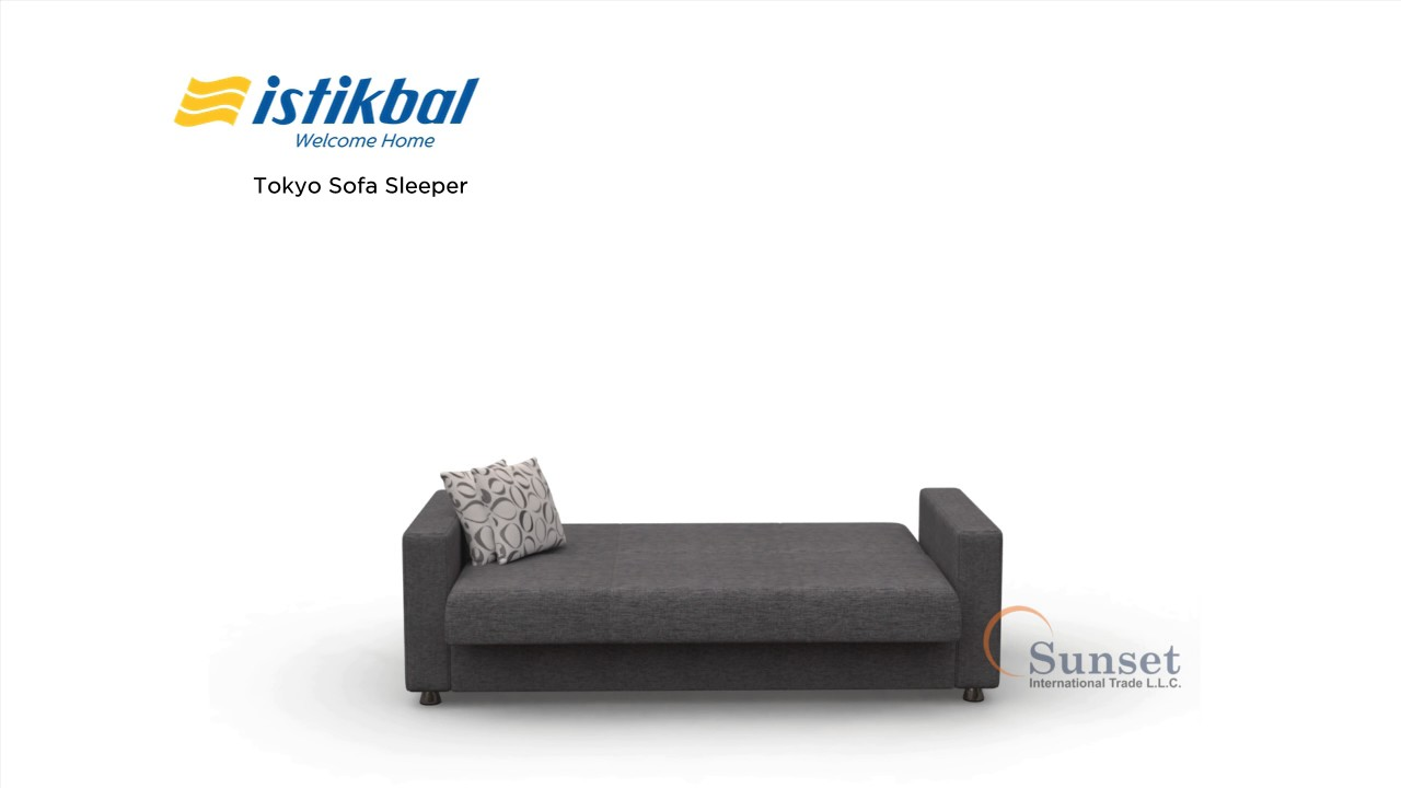 Tokyo Convertible Sofa Bed By Sunset International