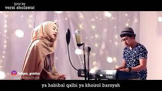 Nisa syaban gambus versi Ya habibal qolbi