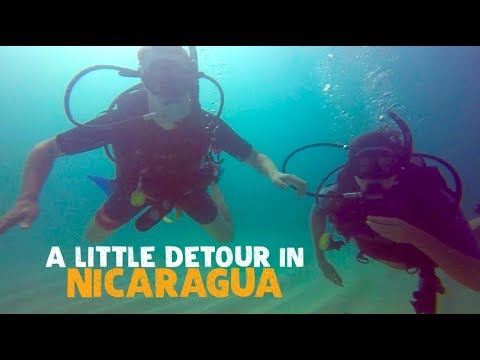 A little detour: Nicaragua 2017