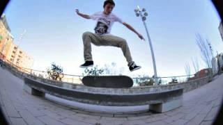 Jart Skateboards - The AM project Jorge Simões