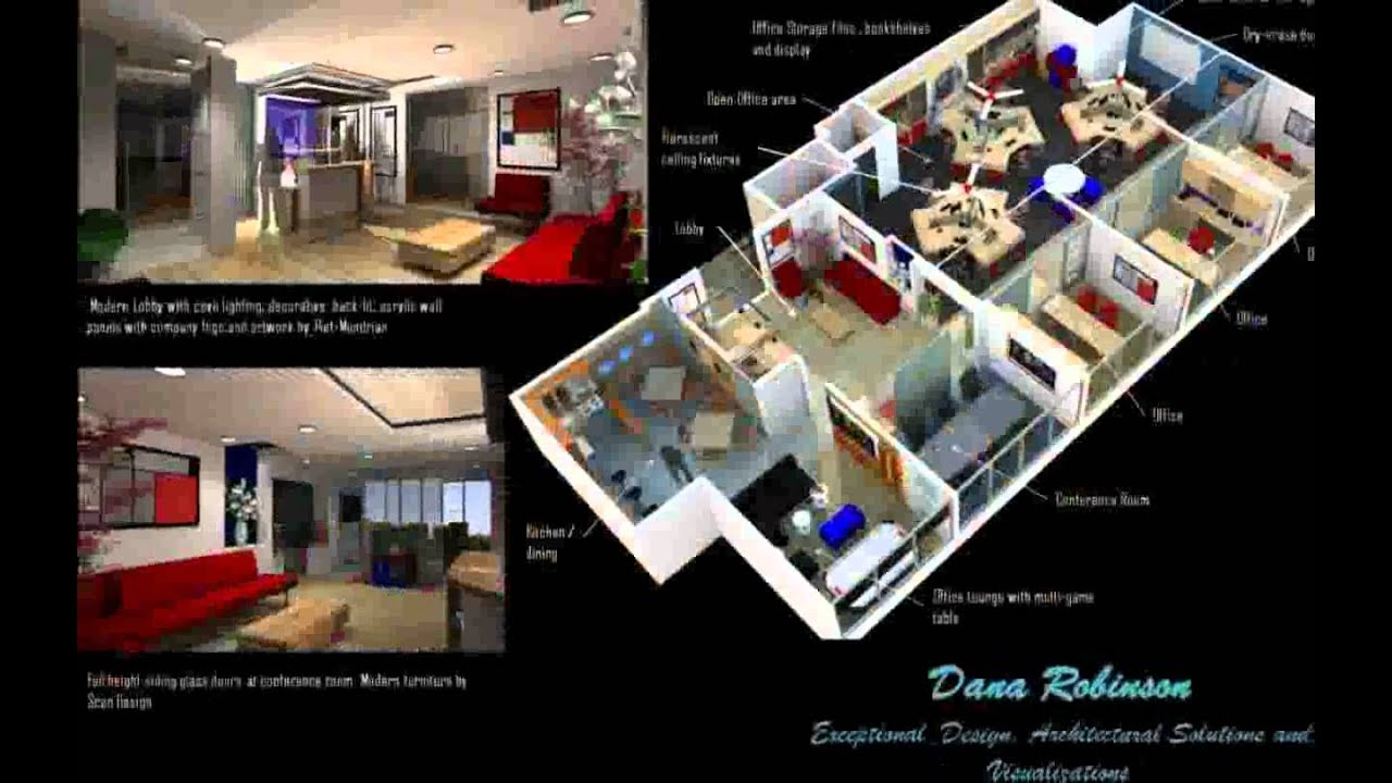 Office Interior Design Los Angeles YouTube