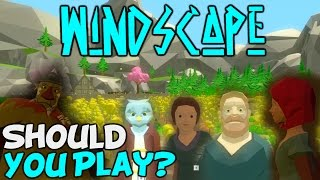 Windscape: First Person Zelda?