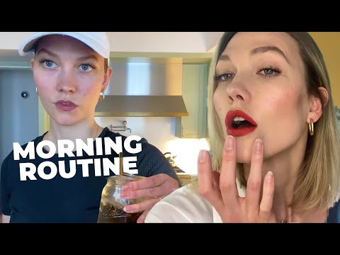 Get Ready With Me (To Go Nowhere) | Karlie Kloss