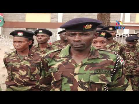 KDF team returns flag after successful EAC military games outing