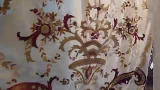 Текстильная выставка Ткани Вышивка Аксессуары Фурнитура 02 03 2015