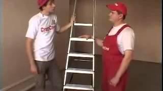 Устройство подвесного потолка и способы крепления