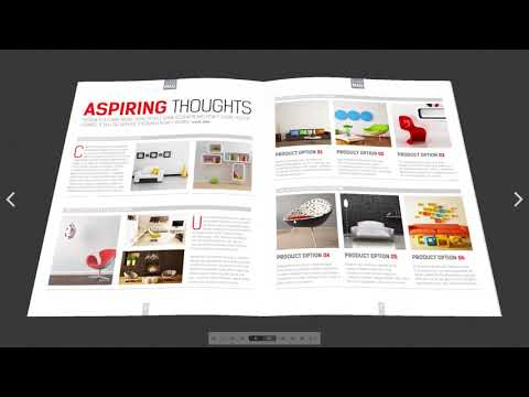 Interactive 3D FlipBook – WordPress plugin | WordPress org