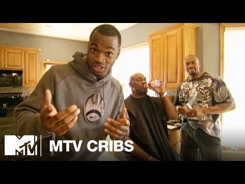Adrian Peterson, Jared Allen & Willis McGahee | MTV Cribs