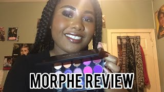 Morphe 15S Social Butterfly Palette Review!