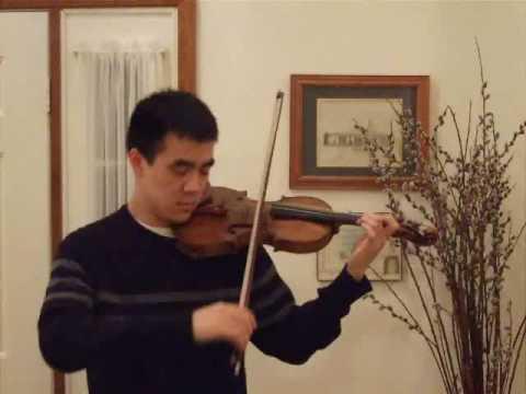 YouTube Symphony Audition: Bach Presto