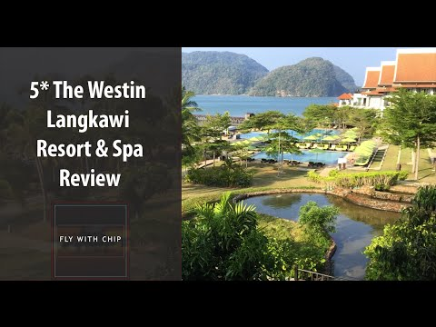Incredible 5*: The Westin Langkawi Resort & Spa - One Bedroom Suite