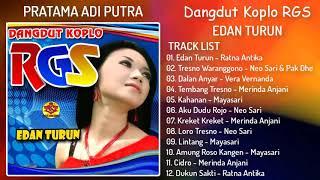 Dangdut Koplo RGS   Edan Turun Full Album