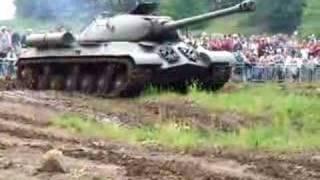Soviet heavy tank Josif Stalin IS-3