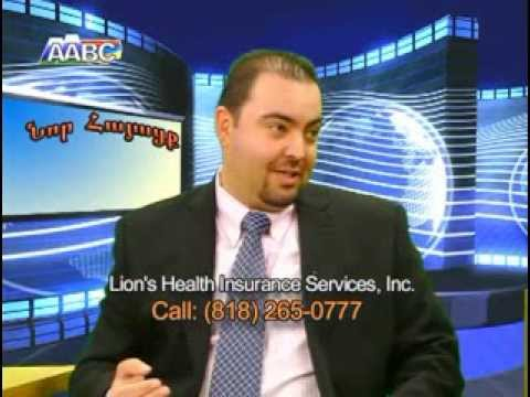Lion's Health Insurance on Nor Hayachk with Hayk Aharonyan ...