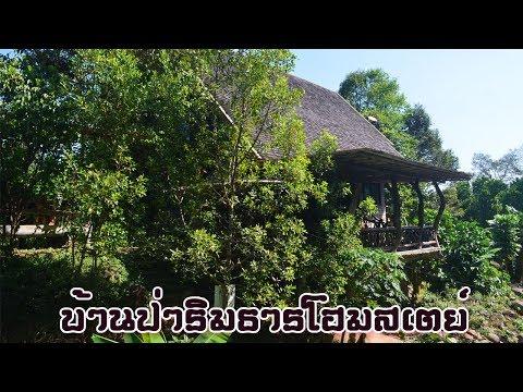 บ้านป่าริมธารโฮมสเตย์ จันทบุรี