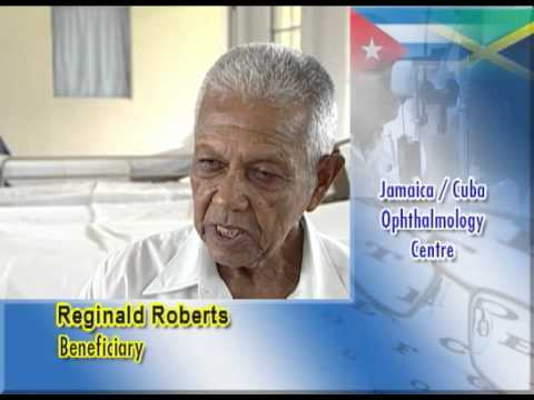 Jamaica/Cuba Ophthalmology Centre: A Clear Vision For Eye Care