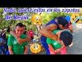 DIVERTIDISIMO! A Papy Sugar Hasta Curso Le Dio Cargar A Jenny😱😂 Nadie Puede Con Tia Lidia😂 Part 2