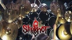 """Slipknot - """"Unsainted"""" - (DRUMS ONLY)"""