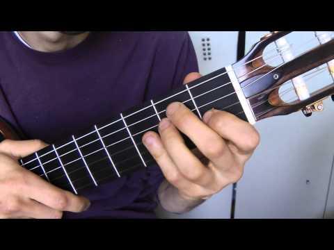 Cours de guitare - Toto CUTUGNO : L'Italiano