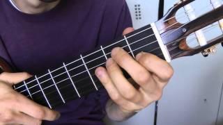 Cours de guitare - Toto CUTUGNO : L