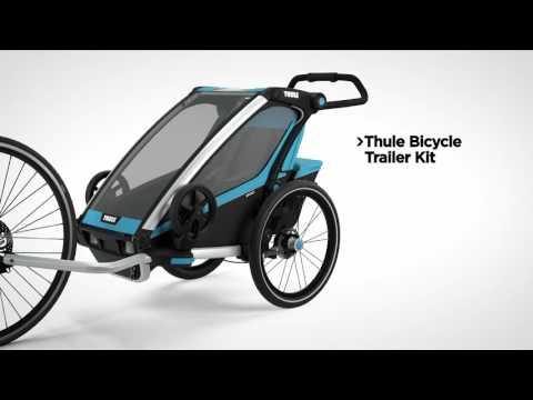 Remorques De Vélo Et Poussettes Multisports Thule France