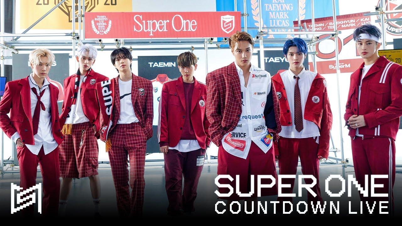 Comeback: <Super One> Live Countdown