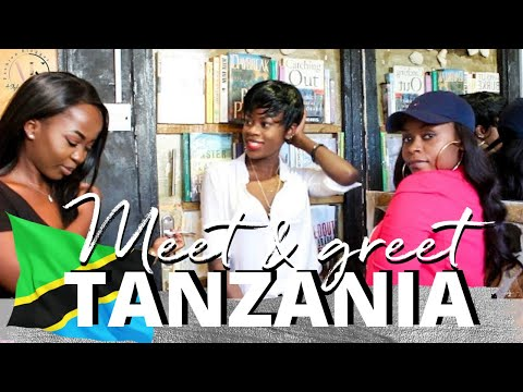 Tanzanian's Meet And Greet: Networking Event