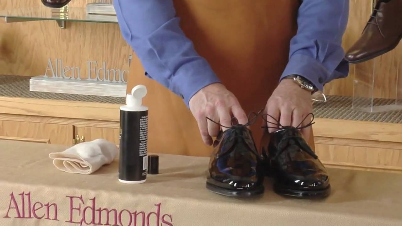 Caring For Your Shoes