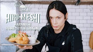"#21 How To Cook ""DEEP FRIED PRAWN"" Japanese Home-Style Cooking / Hiro Mizushima(水嶋ヒロ)"