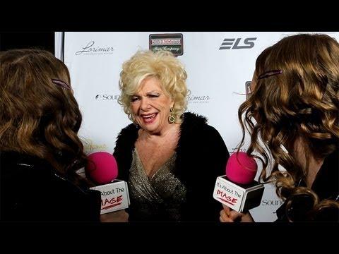 Renee Taylor from The Nanny, Joe Balogna Interview - Hooray for Hollywod High Awards Carol Burnett