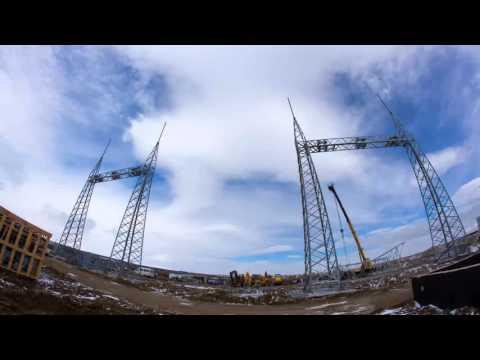 "Solar Power Plant 50 MW: ""Burnoye Solar - 1"" in Kazakhstan. Owner: ""Samruk Kazyna - United Green"" JV"