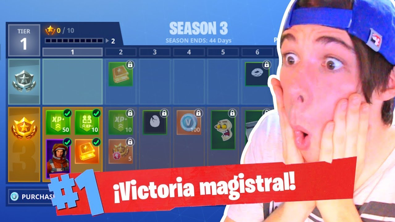 Desvelado todo el pase de temporada 3 skin definitiva for Fortnite temporada 5 sala