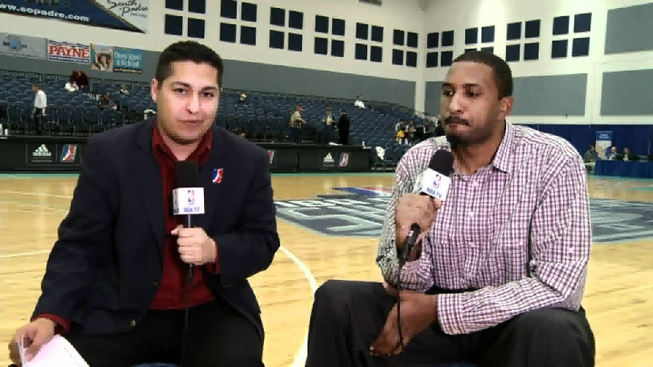 ef Abdur Rahim interview at Showcase