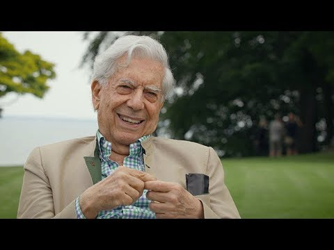 Download Mario Vargas Llosa Interview: Literature Makes Citizens Critical