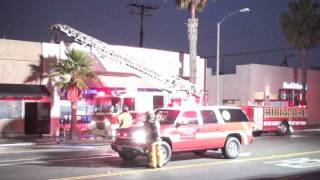 SMFD / Nightclub Fire