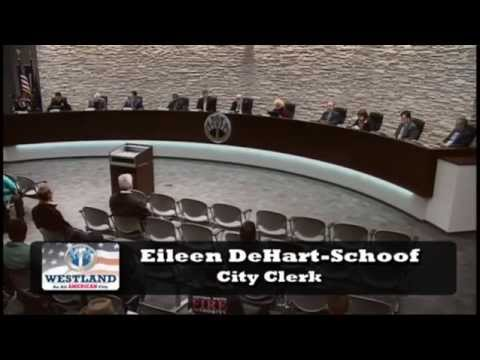 Westland city council meeting 3_2_15 edited