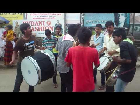 Ganesh Visarjan 2013 - Latest Video Of Mumbai Visarjan Day
