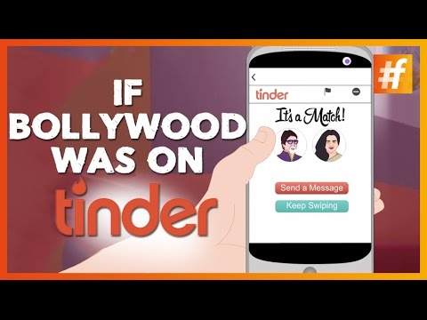 Bollywood Comedy Video | If Bollywood Was On Tinder