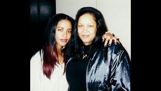 Aaliyah's Mother Told Her She Had Sex Appeal At Age 10