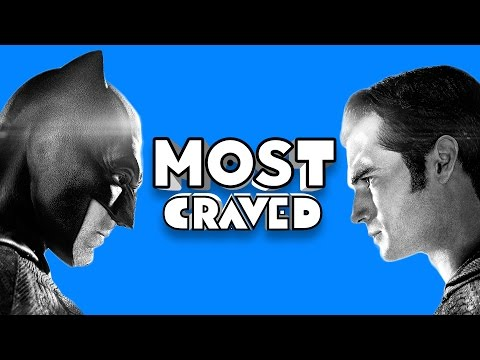 Most Craved Ep. 97 with guest MAX LANDIS - Batman v. Superman [SPOILERS] + Mr. Right