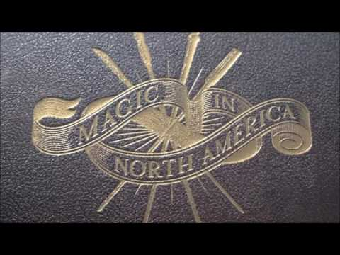 History of Magic in North America - Audiobook