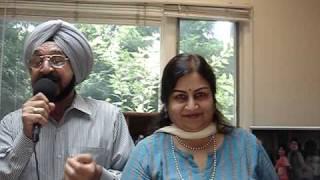 Aaj Kal Tere Mere Pyar Ke Charche-Jyoti & Taluja Ji