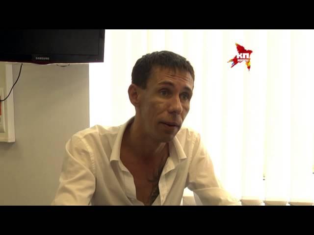 Актер Алексей Панин записал видеообращение к Петру Порошенко