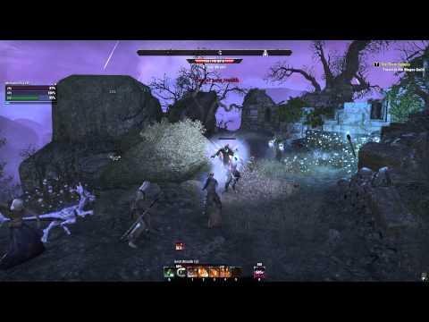 Elder Scrolls Online Achievement - Crow's Wood Group Challenge