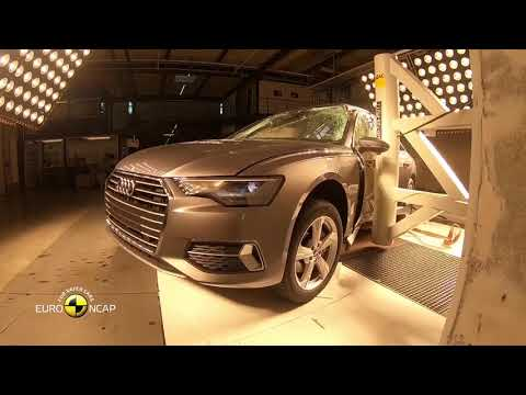 Audi A6, Crash Tests 2018 - Unravel Travel TV