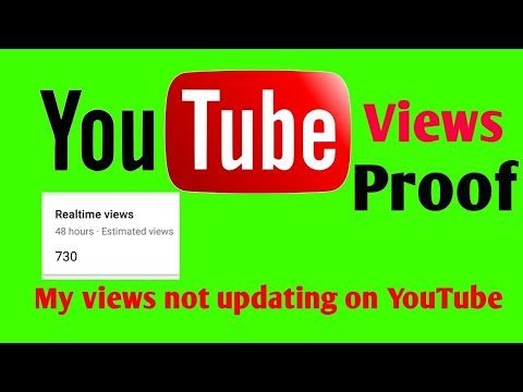 Why my views are not updating on my YouTube channel (Hindi)