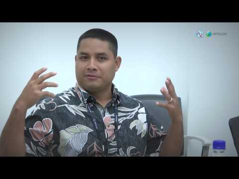 VSAT Interview with Edward Albert Federated States of Micronesia, FSM