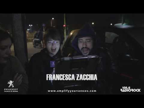 Peugeot Karaoke Rock Car 2016 - Francesca Zacchia